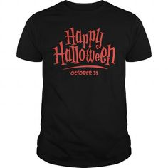 A great gift for your loved ones on Halloween 2017:  Happy halloween  legging