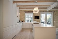 Kitchen Room Design, Barbie Dream House, Beautiful Kitchens, Interior And Exterior, Interior Desing, Decoration, Kitchen Remodel, Kitchen Island, Shabby