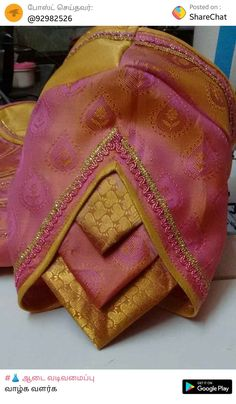 Discover Art inspiration, ideas, styles Cutwork Blouse Designs, Patch Work Blouse Designs, Hand Work Blouse Design, Simple Blouse Designs, Stylish Blouse Design, Sleeves Designs For Dresses, Dress Neck Designs, Latest Blouse Neck Designs, Sleeve Designs