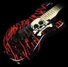 Warren DeMartini's Guitar (RATT)