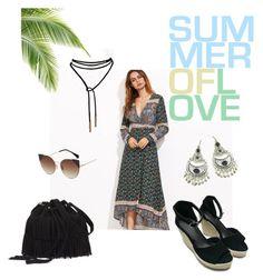 summer beauty by merchandizeworld on Polyvore