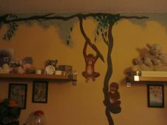jungle kamer in de maak more jungles de maak jungle kamer paintings