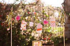 // Hostess with the Mostess® Cute & Crafty Summer Popsicle Birthday Party! // Hostess with the Mostess® Cake Frame, Glitter Birthday Parties, Popsicle Party, Cupcake Mix, Royal Baby Showers, Party Flags, Colorful Party, Party Entertainment, Party Centerpieces