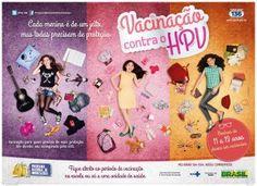 Campanha de vacinação contra HPV - 2014 | Colégio Marista Patamares – BA