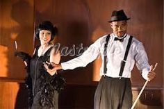 male 1920s speakeasy era fashion - Google Search