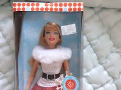 VINTAGE CHRISTMAS BARBIE DOLL | eBay