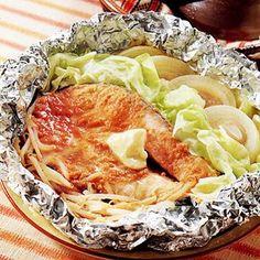 鮭のチャンチャン焼き | 吉田瑞子さんの焼き魚の料理レシピ | プロの簡単料理レシピはレタスクラブニュース