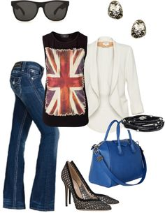 """Rocker Chic"" by anniepro on Polyvore"