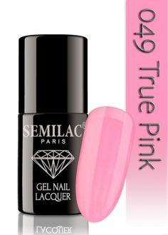 Semilac 049 True Pink UV&LED Nagellack. Auch ohne Nagelstudio bis zu 3 WOCHEN perfekte Nägel!