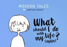 Modern Tales - What should i do with my life? (again)   I just finished my first comic book! I worked on it for 1 year in total, and i am very proud i finally finished it. I am looking for a publisher for now. Let me know if you have some tips :)