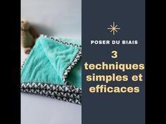 Tutos Couture - Poser un biais: 3 techniques simples et efficaces - Tutos Couture