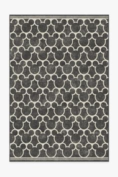 Our fan-favorite Soraya Trellis Rug gets a Disney spin with our Mickey Trellis Black Rug. A simple yet sophisticated look that's perfect for any room in your house. Disney Rooms, Disney House, Disney Playroom, Disney Themed Bedrooms, Themed Rooms, Disney Nursery, Playroom Ideas, Nursery Ideas, Disney Bathroom