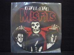 Misfits - Evilive (Pic LP)
