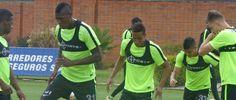 Futbol Profesional Colombiano | Nacional definió nómina alterna para enfrentar a Santa Fe