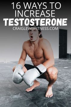 One of the best ways to increase testosterone is to completely avoid all of the foods that kill testosterone levels in the first place. With so much information available out there that's aimed at men to naturally increase testosterone it can be hard to know where to look. Testosterone Boosting Foods, Boost Testosterone, Increase Testosterone Naturally, Build Muscle Fast, Lifestyle Changes, Lose Weight, Workout, Fitness, Men
