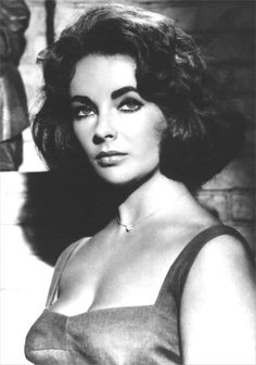 """Big girls need big diamonds.""  Elizabeth Taylor"
