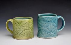 Mugs - Andrea Denniston Pottery