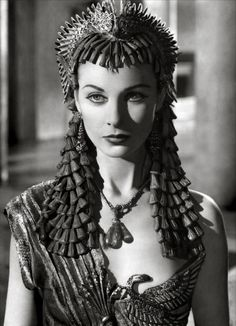 V. Leigh in ceasar and Cleo 1945