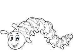 Very Hungry Caterpillar Coloring Page Beautiful Photos Eric Carle ...