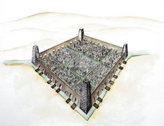 Artist's mission is to depict all 55 of Italo Calvino's Invisible Cities