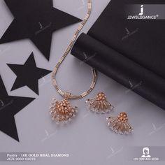 Gold Jewellery Design, Diamond Jewellery, Gold Jewelry, Women Jewelry, Fashion Jewelry, Pendant Set, Diamond Pendant, Solitaire Ring, Indian Wear