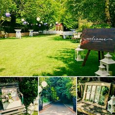 Make your dream wedding come true at the award-winning Glenview Hotel, set in the breathtaking surroundings of the Glen of the Downs, Wicklow. Real Weddings, Outdoor Weddings, Garden Wedding Decorations, Wedding Gallery, Stepping Stones, Wedding Venues, Summer Garden, Mood Boards, Outdoor Decor