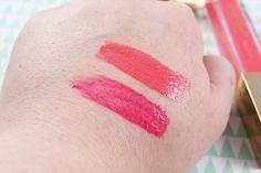 TRYING TANYA BURR COSMETICS - Lip Glosses