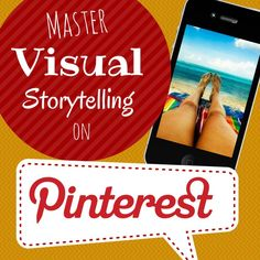 The most popular brands on social media have mastered the art of visual storytelling on Pinterest!  Do you know the 9 creative ways to Visually Tell Your Brand's Story? #ZooSeo