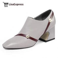 Women's Archives | LisaExpress Leather High Heels, Cow Leather, High Heel Pumps, Women's Pumps, Pump Types, Party Shoes, Toe Shape, Stylish, Platforms