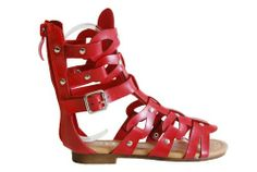 Atta 01K Little Girls Strappy Gladiator Low Flat Heel Ankle Top Sandals (9, Red) CC,http://www.amazon.com/dp/B00JZSQYDU/ref=cm_sw_r_pi_dp_hRtGtb0XQ2YTKZ42