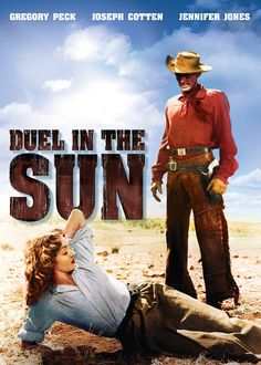 Duel in the Sun (1946)--The conclusion is the most bizarre in movie history…