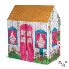 Magic Theater Play Tent for Girls All American Girl Dolls, American Girl Furniture, American Girl Wellie Wishers, Tent Reviews, Theatre Plays, Mermaid Room, Doll Home, Doll Beds, Cool Baby Stuff