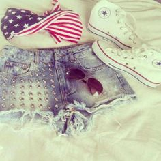cute outfits to wear with white high top converse