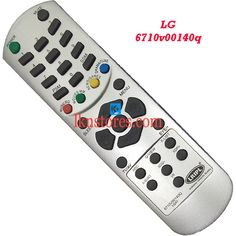 Buy remote suitable for LG Tv Model: 6710V00140Q at lowest price at LKNstores.com. Online's Prestigious buyers store.