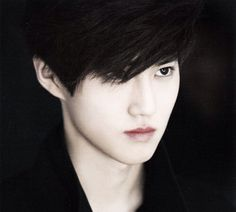 EXO Suho-he's not really my favorite member but DAAANG thats a good picture