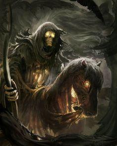 The Horseman Death