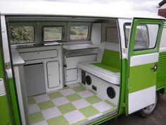 Camper interiors VW camper interiors[Photo #8]