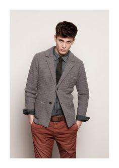 Men's Semi-formal Wear - Men's Casual Wear
