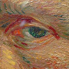 Vincent Van Gogh (detail)