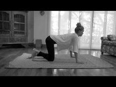 Feldenkrais Hip opening (Amherst 25/7/80 Flexing the Pelvis) - YouTube