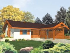 Гражка Loft, House Styles, Home Decor, Houses, Decoration Home, Room Decor, Lofts, Home Interior Design, Attic Rooms