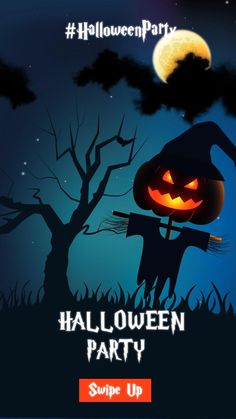 Reach your customers, friends and family with simple, professional #content on time-sensitive topics to attract traffic to your business. This simple Happy #Halloween video animation can be created in various formats and shared to all social media platforms such as #Facebook, #Instagram, #Twitter and #LinkedIn, and also shared to Instagram and Facebook Stories. It's important to edit content for cross-platform #campaigns to #optimize reach and viewing experiences for followers. Halloween Gif, Scary Halloween Decorations, Halloween Quotes, Halloween Pumpkins, Halloween Crafts, Happy Halloween, Halloween Witches, Social Media Page Design, Scary Pumpkin
