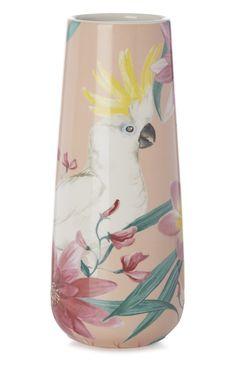 Primark - Pink Cockatoo Vase