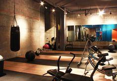 Mid City Gym, NY., Picture Cuoco Black