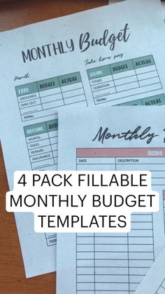 Monthly Budget Template, Moving To Texas, Budget Organization, Budgeting Worksheets, Simple Life Hacks, Dave Ramsey, Stressed Out, Money Matters, Finance Tips