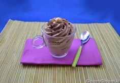 Mousse mascarpone e nutella