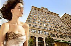 Exile on 1 Main Street: Anne Hathaway Moves to Dumbo