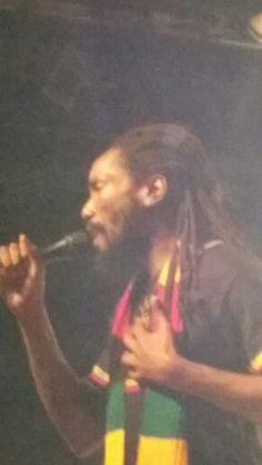 Kabaka Pyramid live im WUK und ein grandioses Konzert