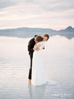 A Twist of Lemon Photography, Scans from Photovision Prints Bonneville Salt Flats Utah Wedding Photographer Fine Art Film Photographer
