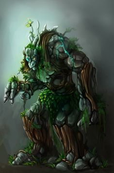 forest golem - Google Search